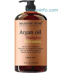 ihocon: Majestic Pure Argan Oil Shampoo摩洛哥榛果油洗髮乳