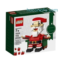 ihocon: LEGO Holiday Santa 40206 Building Kit (155 Piece)