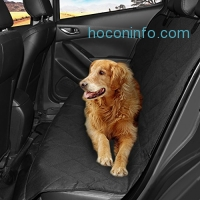 ihocon: Mpow  Waterproof Dog Car Seat Cover 汽車防水寵物墊
