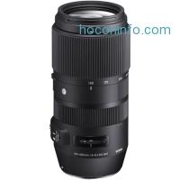 ihocon: Sigma 100-400mm f/5-6.3 DG OS HSM Contemporary Lens for Canon EF