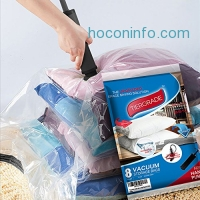 ihocon: Tiergrade 8 Pack JUMBO Triple Seal Vacuum Storage Bags衣物真空收納袋