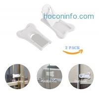 ihocon: Sliding Door Lock,(Pack of 2)兒童安全門栓