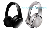 ihocon: Bose QuietComfort 35 Wireless Headphones, Noise Cancelling Black or Silver 無線消噪耳機