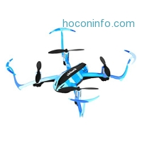 ihocon: Virhuck T915 RC Drone 2.4 GHz 4 CH 6 AXIS GYRO System LED Lights Headless/Inverted Flight 遙控飛行器