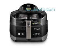 ihocon: De'Longhi FH1363 MultiFry Extra, air fryer and Multi Cooker, Black