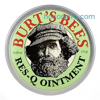 ihocon: Burt's Bees 100% Natural Res-Q Ointment, 0.6 Ounces (Pack of 3)