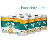 ihocon: Angel Soft Toilet Paper, Bath Tissue, 24 Mega Rolls