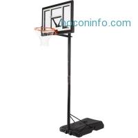 ihocon: Lifetime 46 Shatterproof Portable Height Adjustable Basketball System, 90584 - Walmart.com