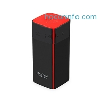 ihocon: HooToo Wireless Travel Router, 10400mAh External Battery Pack Travel Charger