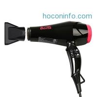 ihocon: Berta 1875W Negative Ion Hair Blow Dryer 負離子吹風機