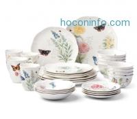 ihocon: Lenox Butterfly Meadow® 28-piece Dinnerware Set