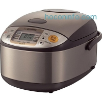ihocon: Zojirushi NS-TSC10 5-1/2-Cup (Uncooked) Micom Rice Cooker and Warmer, 1.0-Liter