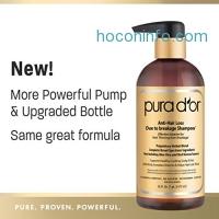ihocon: PURA DOR Anti Hair Loss Shampoo, Effective Solution for Hair Thinning & Breakage防落髮洗髮乳