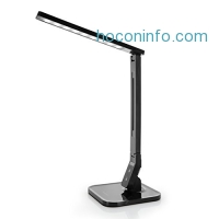 ihocon: Tenergy 7W Dimmable Eye-Caring LED Desk Lamp 光線微調護眼桌燈