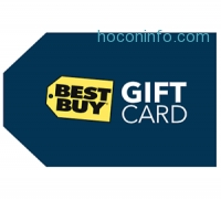 ihocon: $165 Best Buy Gift Card - Email delivery 只賣$150