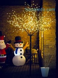 ihocon: Fashionlite 8FT 600 LED Cherry Blossom Flower Tree燈花樹