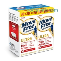 ihocon: Move Free Advanced Ultra Triple Action Joint Supplement, 60 Count