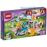 ihocon: LEGO Friends Heartlake Summer Pool 41313 New Toy for January 2017