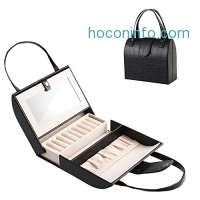 ihocon: J.Rosée Jewelry Case Organizer手提手飾箱