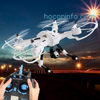 ihocon: Funmily JJRC Drone 2MP Wifi Camera 4CH 2.4G 6-Axis Gyro Headless Mode One Key Return 空拍機