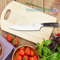 ihocon: Imarku Pro Kitchen 8 inch Chef's Knife High Carbon Stainless Steel Sharp Knives Ergonomic Equipment