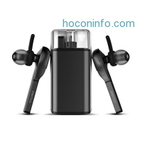 ihocon: Syllable Bluetooth Headphones Carried 4 Replaceable 80mAh Batteries真無線耳機含4個充電電池