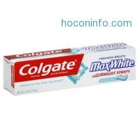 ihocon: Colgate Maxwhite Toothpaste Crystal Mint, 6 oz