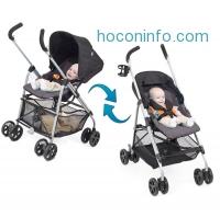 ihocon: Urbini Reversi Stroller, Fog
