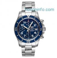 ihocon: BREITLING A13311D1-C936-161A 男用 SUPEROCEAN 計時腕錶42