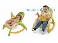 ihocon: Fisher-Price 二用嬰幼兒搖搖椅 Newborn-to-Toddler Portable Rocker