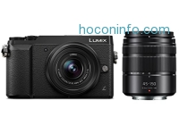 ihocon: Panasonic DMC-GX85KK  Camera and H-FS45150AK Lens Bundle