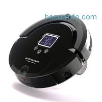 ihocon: Robotic Vacuum Cleaner Loomin A320吸地機器人 Floor Robot Cleaner Tangle-free Suction for Pet Hair and Allergies Home
