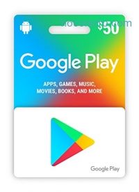 ihocon: $50 Google Play Gift Card for only $45