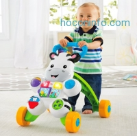 ihocon: Fisher-Price Learn with Me Zebra Walker