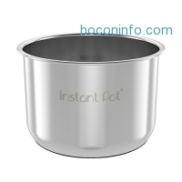 ihocon: Genuine Instant Pot Stainless Steel Inner Cooking Pot - 6 Quart