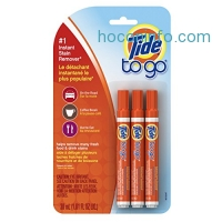 ihocon: Tide To Go Instant Stain Remover Liquid Pen, 3 Count立即衣服去漬筆 3枝