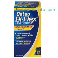 ihocon: Osteo Bi-Flex Triple Strength + Vitamin D, Coated Tablets 80 ea