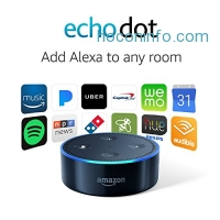 ihocon: Amazon Echo Dot (2nd Generation) (Black)