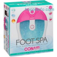 ihocon: Conair Foot Spa with Bubbles, Massage & Heat 加熱按摩泡腳器