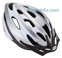 ihocon: Schwinn Thrasher Adult Helmet with rear tail light.