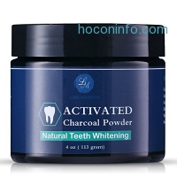 ihocon: Teeth Whitening Activated Charcoal Powder活性碳牙齒美白粉