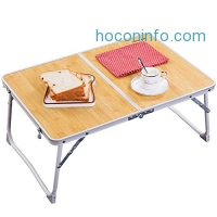 ihocon: Superjare Bed Laptop Table / Breakfast Tray