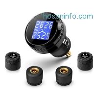 ihocon: Fullele Wireless Tire Pressure Monitoring System 胎壓監測系統