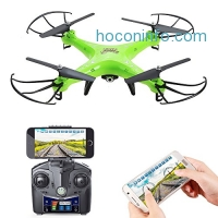 ihocon: Holy Stone HS110 FPV RC Drone with Camera空拍機