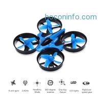 ihocon: REALACC H36 Mini Quadcopter Drone遙控四軸飛機