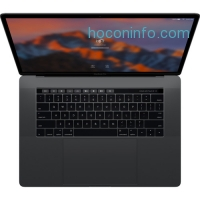 ihocon: Apple 15.4 MacBook Pro with Touch Bar (Late 2016, Space Gray)