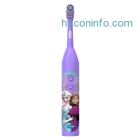 ihocon: Oral-B Pro-Health Battery Power Electric Toothbrush for Kids (for children age 3+) (Characters May Vary)