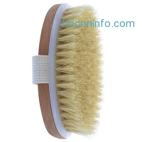ihocon: Dry Skin Body Brush, Natural Bristle 天然豬鬃洗澡刷