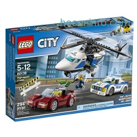 ihocon: LEGO City Police High-Speed Chase 60138 Building Kit