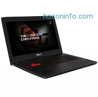 ihocon: Asus ROG Strix GL502VM 15.6 FHD Laptop (i7-6700HQ 16GB 256GB SSD+1TB GTX1060)